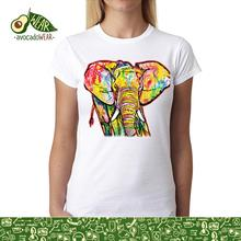 Dean Russo Elephant Cubism Women T-shirt XS-3XL NewStreetwear Funny Print Clothing Hip-Tope Mans T-Shirt Tops Tees Hot Sale Men