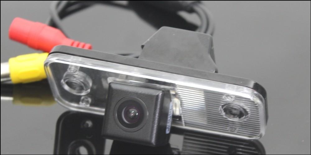 Car Camera For Hyundai Azera  Grandeur TG 2005~2011 High Quality Rear View Back Up Camera For Fans Use  RCA show