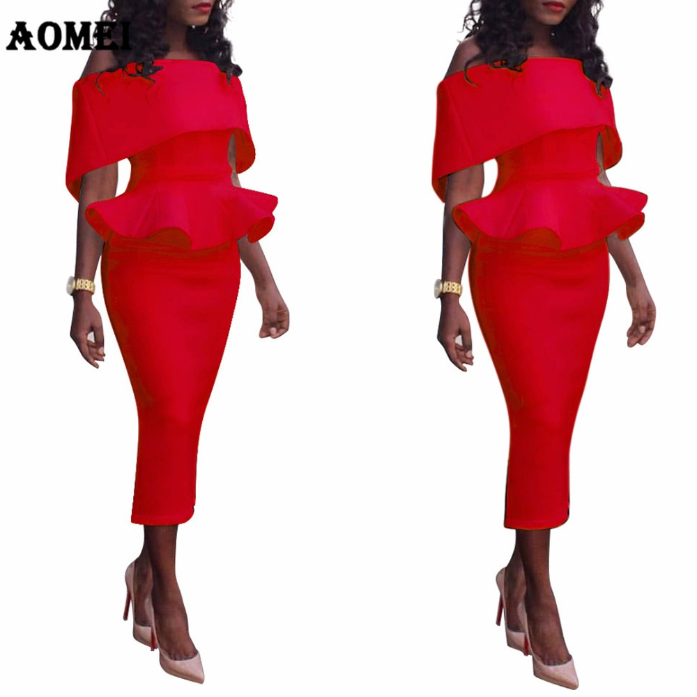 Plus Size 3XL Women Dress Fake 2 Pieces Set Elegant Ladies Work Officewear Backless White Package Hip Tight Christmas Clothes