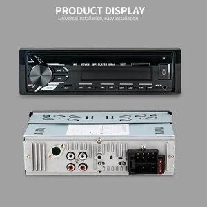Image 3 - 多機能 Bluetooth 車両 MP3 プレーヤー lcd ディスプレイ Mp3 ワイヤレスレシーバーカー FM ラジオ 3.5 ミリメートル AUX オーディオアダプタカーキット