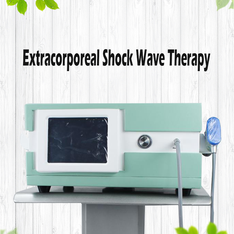 Effective Physical Pain Therapy System Acoustic Portable Shock Wave Extracorporeal Shockwave Therapy Machine For Pain Relief
