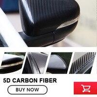 Super Glossy Black 5D Carbon Fiber Vinyl 5D Carbon Fibre Wrap 5D Carbon Fiber Film For