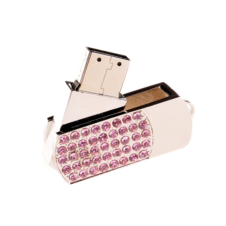 100% Real 64GB 128GB 16GB 32GB USB 512GB Flash Memory 3.0 Pen Drive 256GB Fashion Jewelry Crystal Gift Pendrive USB Stick Key