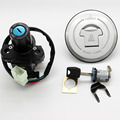 Motorcycle Ignition Switch Gas Cap Cover Seat Lock Key Set For Honda CBR 600RR 03-06 1000RR 04-07