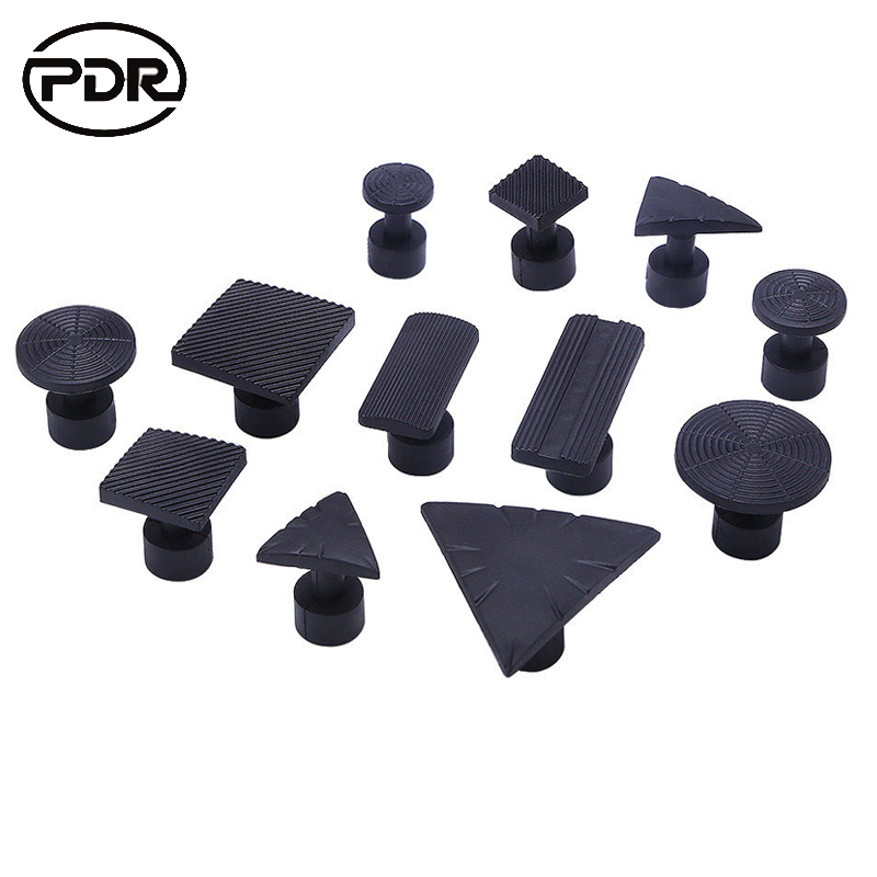 PDR Tools Dent Removal Paintless Dent Repair Tools Glue Tabs Fungus Suction Cup Suckers