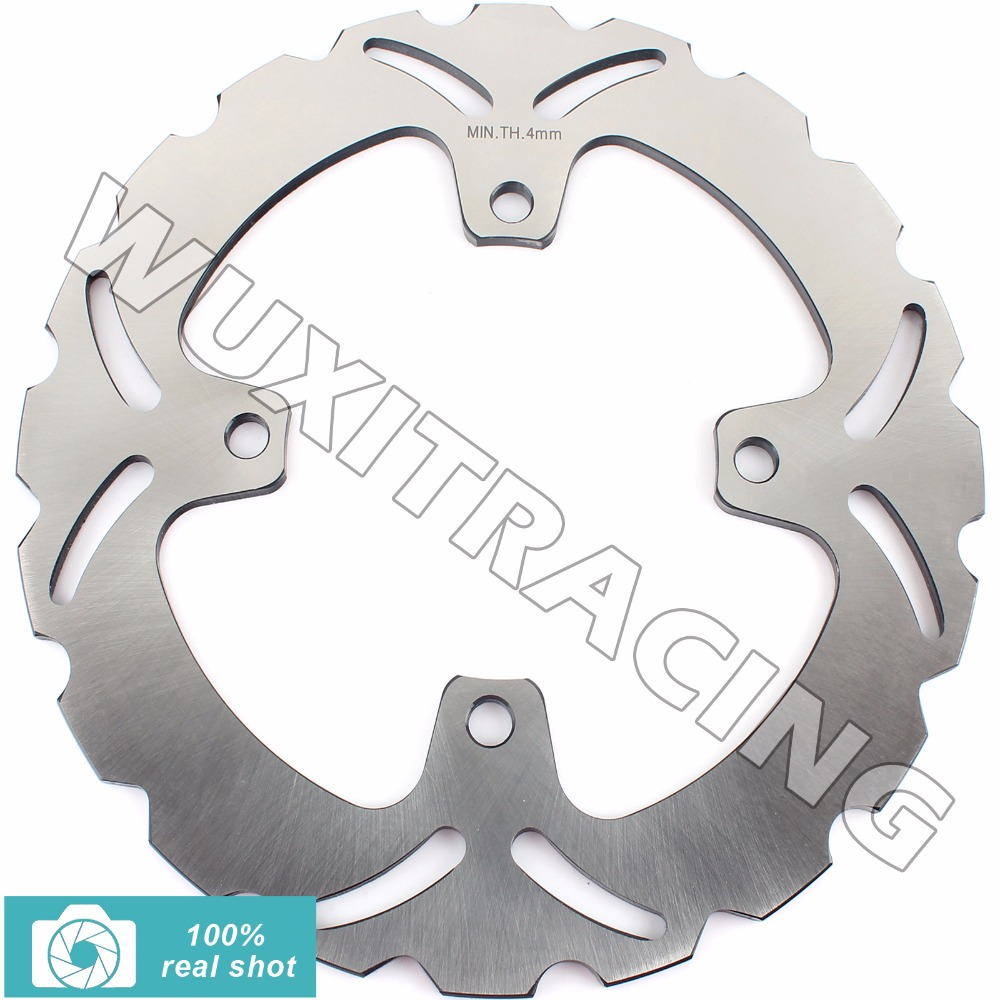 Rear Brake Disc Rotor for KAWASAKI ZG 1400 Concours 14 / ABS 08-14 ZX14 R NINJA / ABS 06-14 ZZ-R 1400 06 07 08 09 10 11 12 13 14 lacoste concours 10