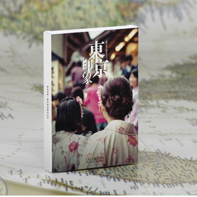 30sheets/LOT Take a trip to Tokyo  postcard /Greeting Card/wish Card/Fashion Gift