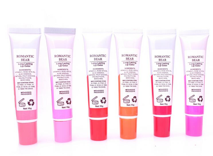 72Pcs/lot Batom Mate Maquiagem Wow Labiales Matte Liquid Lipstick Long Lasting Lip Mask My Lip Tint Pack Moisturizing