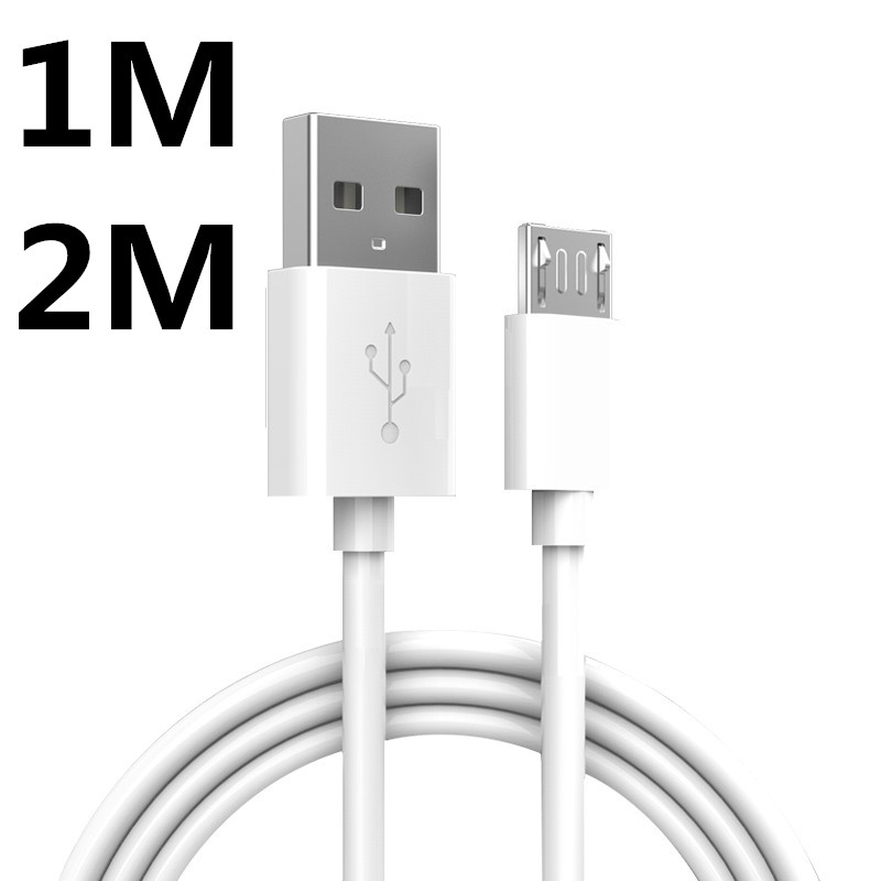 1M 2M Micro Usb Cable For <font><b>Samsung</b></font> Galaxy J3 J5 J7 S7 J1 Ace USB <font><b>Charger</b></font> Cable Line Charging Plug For Galaxy A3 A5 A7 <font><b>A9</b></font> Pro 2016 image
