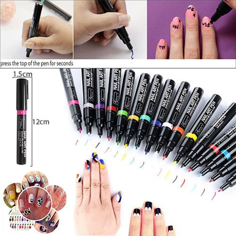 3d do it yourself diy nail art pen gynate home solutioingenieria Gallery