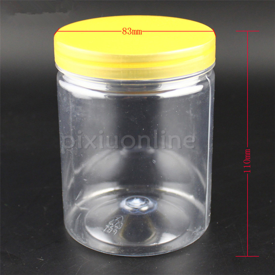 US $2 07 5% OFF|1pc J332 Transparent PET Plastic Bottle 83*110mm Spray  Lacquer Model Parts Storage Bottle Free Shipping Russia-in Power Tool