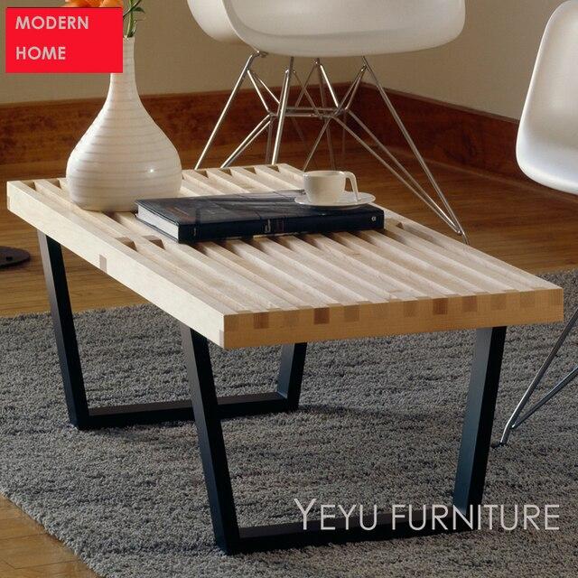 Minimalista diseño moderno banco de madera sólida casa moderna ...