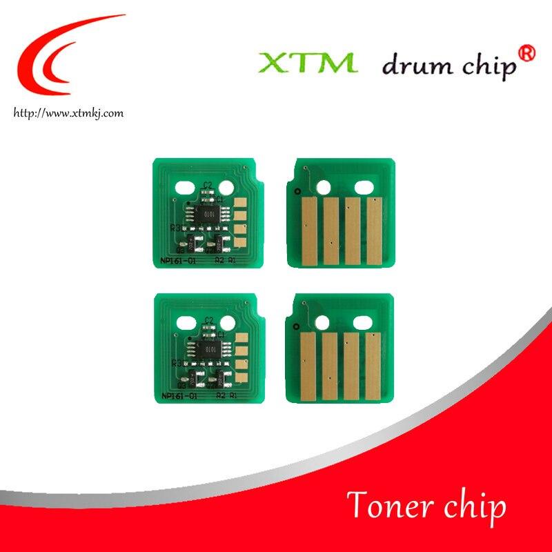 compatible 106R03745 106R03746 106R03747 106R03748 Toner cartridge reset chip for Xerox C7020 C7025 C7030 laser copier