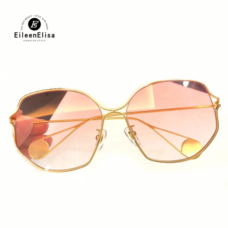 Fall Runde Frauen Rahmen no Polarisierte Hohe Mit 3 2 Design No Weibliche Legierung 5 Qualität no 4 Sonnenbrille Marke 1 no 2018 no Mode 4wdCwqO