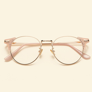 Image 5 - 2018 Fashion TR90 Glasses Frame Ultralight Vintage Eyewear Frames Men Women Optical Glasses Myopia Prescription Spectacle Frame