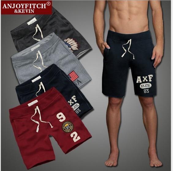 100% Cotton Men's Beach Shorts Summer Swimmer Short Pants for Man Casual Male Sporting Shorts Brand Designer Trousers JMS