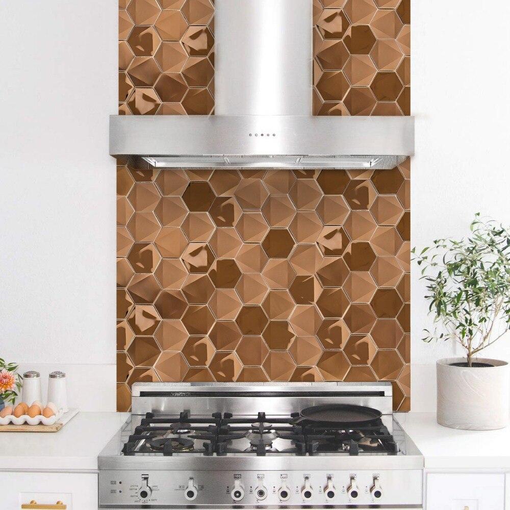 - 2019 Brand New Honeycomb Pattern Purple Stainless Steel Metal