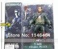 """Frete grátis o exterminador do futuro 2 Action Figure T-800 Pescadero fuja PVC Figure Toy 7 """" 18 CM 7 """" 18 CM"""
