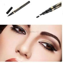 Black Eyeliner Make up maquiagem Liquid Eye Liner Mink Eyelashes Naked Palette Waterproof Eyeliner Pen Pencil Cosmetic Beauty