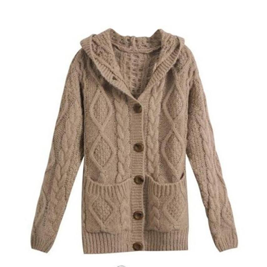 Popular Cardigans Sweater Long Coat-Buy Cheap Cardigans Sweater ...
