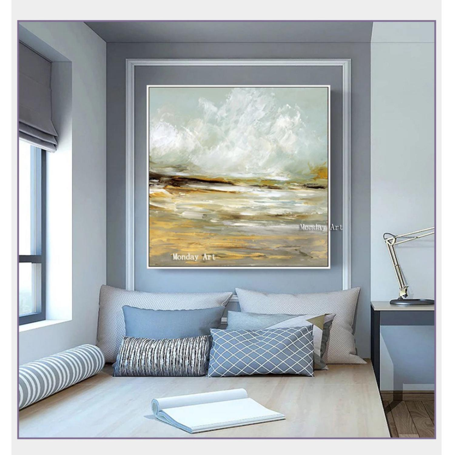 Pop art 100 Handpainted Abstract oil painting Wall Art picture on Canvas Abstract Oil Painting picture for Living Room bedroom in Painting Calligraphy from Home Garden