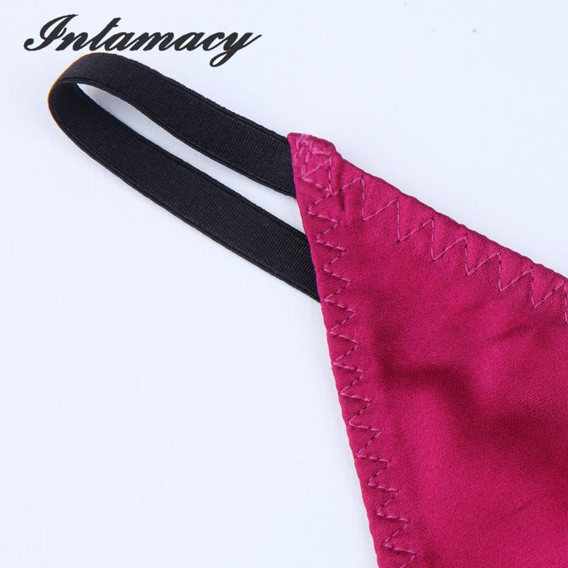 The Summer 100% real Silk Pants T,Stretch Female Comfortable Breathable Seamless Waist,Silk Thong Sexy Underwear Pants