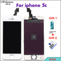 White AAA Quality LCD Screen For IPhone 5C Touch Glass Display Digitizer Assembly Replacement 100 Check