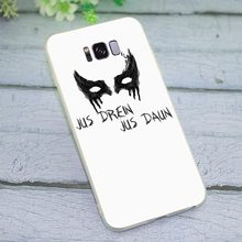 Cover for Samsung Galaxy A6 Plus 2018 Heda Lexa The 100 Phone Case for A7 A8 A9 A10 A20 A30 A40 A50 A70 J3 J5 J6 J7 A5 2017(China)