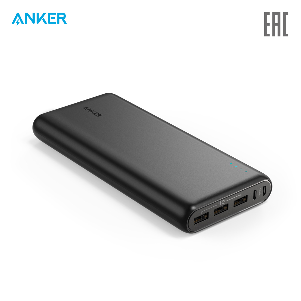 Power Bank Anker A1277011 external battery portable charging Mobile Phone Accessories anker zolo external battery carbon family