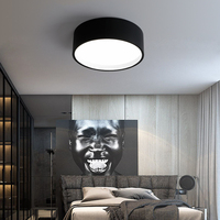Round Creativity Comfortable LED Celling Lamp Lighting LED Bedroom Lamp Modern Living Room Aisle Restaurant Indoor Home Lighting