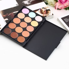 Professional 15 colors Concealer Neutral Palette