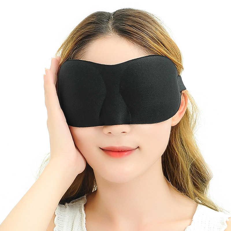 5c1ec693db9 Detail Feedback Questions about 3D Soft Sleeping Face Eye Mask Blindfold  Shade Cover Eyeshade Travel Sleeping Eye Aid EyePatch Rest Relax Bandage  For Sleep ...