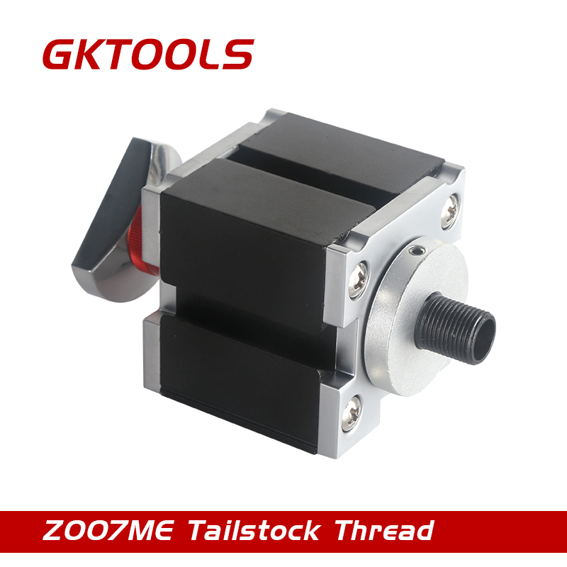 Electroplated Tailstock Used For Fix The Workpiece Clamp The Cutting Tools Z007ME