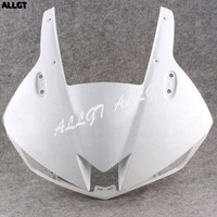 Motorcycle Upper Unpainted Front Fairing Cowl Nose For Honda CBR600 RR 2013 2014