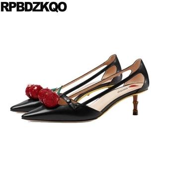 f6f4fde3954 Product Offer. Роскошная женская обувь для женщин 2017 средний красный Размер  33 ...