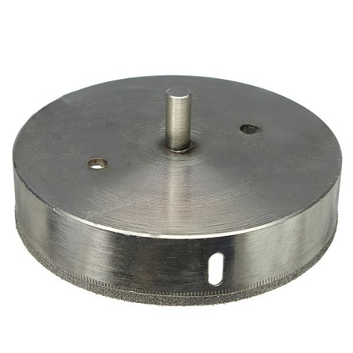 Diamond drill 125mm Diameter reamer Trepan broach for Ceramic Glass Sandstone TileDiamond drill 125mm Diameter reamer Trepan broach for Ceramic Glass Sandstone Tile