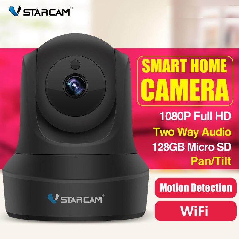 Vstarcam C29S 1080 P Full HD caméra ip sans fil CCTV WiFi caméra de sécurité surveillance pour maison Système Intérieur caméra ptz moniteur pour bébé