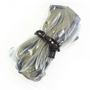 Image 4 - 2/3/5 pièces extérieur cerclage plastique crochet corde boucle élastique corde élastique cordon élastique cravates avec crochet Portable Camping sac à dos sac boucle