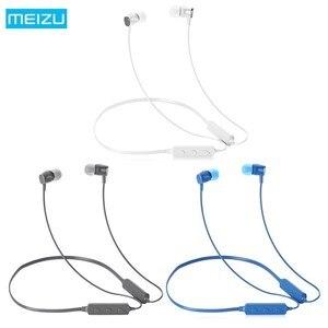 Meizu EP52 Lite słuchawki Bluetooth wodoodporny IPX5 z 8 godzin baterii Sport zestaw słuchawkowy Bluetooth 4.2 dla Meizu dla Xiaomi IPhone