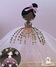 DIE CUT METAL CUTTING DIES cut dancing ballet girl doll Alinacraft Scrapbook paper craft album card punch knife art cutter die