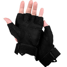 Ebuy360 US Special Forces Tactical font b Gloves b font Outdoor Anti cut Anti skid Riding