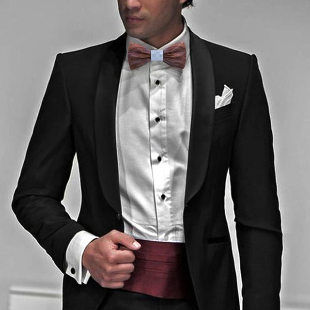 Boy's Fashion Wooden Bow Tie Set 6