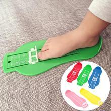 Малыш Младенческой Ноги Мера Калибр Размер Обуви Измерительная Линейка Инструментов Ребенок Ребенок Обуви Малыша Младенца Обувь Фитинги Калибровочные