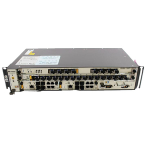 Image 1 - Original New HUAWEI OLT MA5608T GPON  With 1*2*MCUD 1*2MPWD AC And DC Power Board, 1*GPFD 8*16 Ports GPON With C+ C++ SFP Module