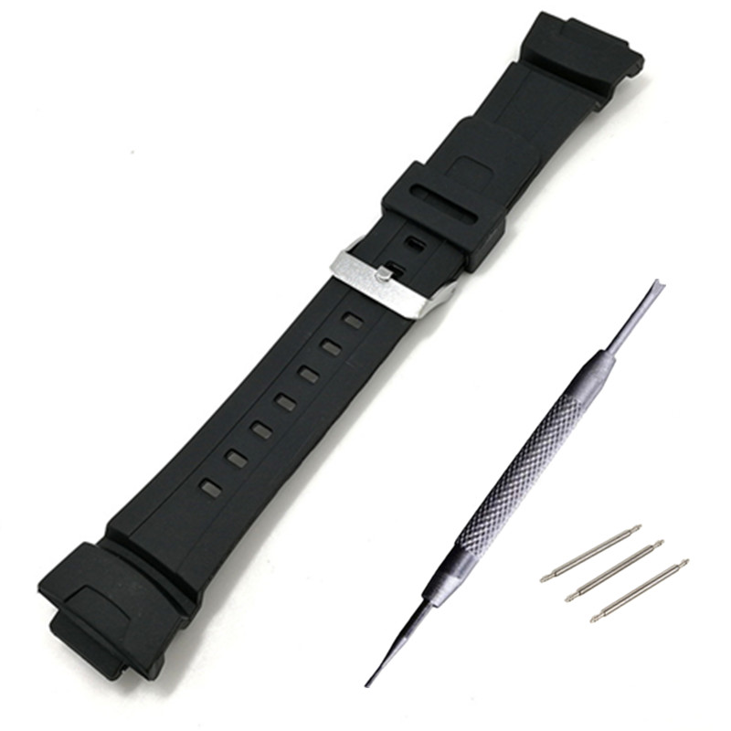 New Rubber Watchband ForG-Shock Replacement Band Strap Watch Accessories For GAW-100/GLX/GA-200/150/201/300/310/GAS-100