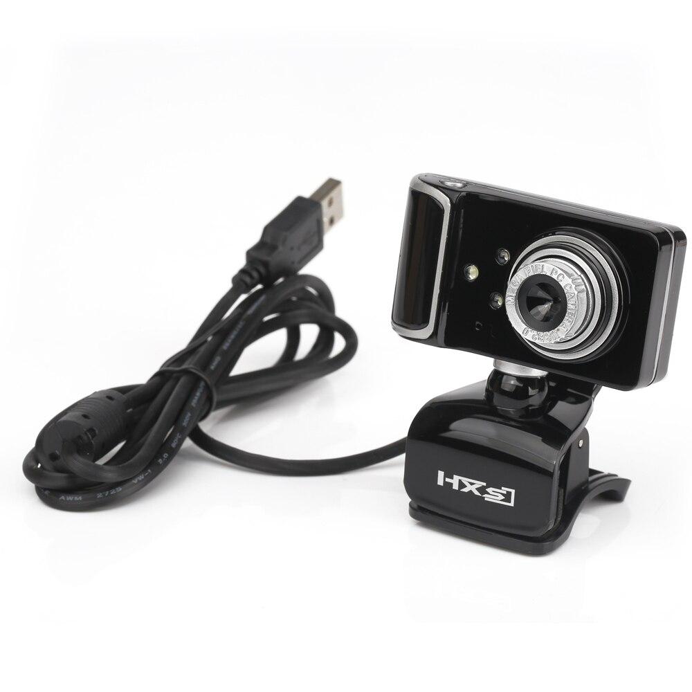 Мини hxsj S20 180 градусов USB 0.3 Мп HD Камера веб-Камера с микрофоном Поддержка Оконные рамы 2000/XP /7/8/Vista 32bit
