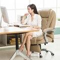 Venda quente YIRUITE generoso elevável cadeira patrão cadeira computador cadeira giratória de escritório com uma seção pé 4 cores opcional