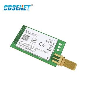 Image 4 - LoRa SX1278 433 MHz Drahtlose rf Modul iot Transceiver CDSENET E32 433T20DT UART Lange Palette 433 MHz rf Sender Empfänger