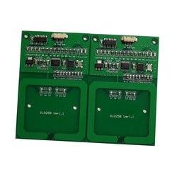 Gratis Verzending MIFARERS232 Interface Module SL025B 13.56 Mhz Rfid Reader/Writer Module op