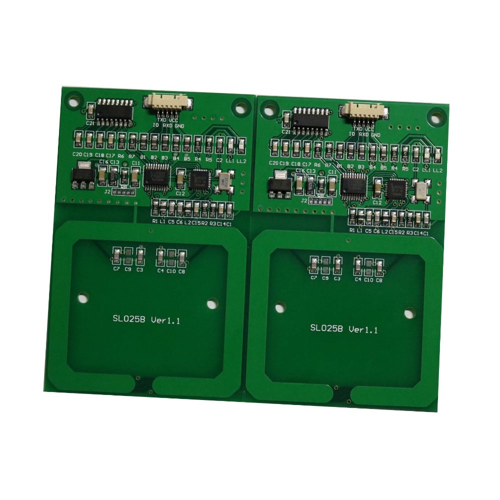 Free Shipping MIFARERS232 Interface Module SL025B  13.56MHz RFID Reader/writer Module